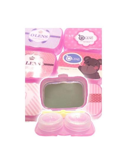 可愛隱形眼鏡小套盒(Olens專賣店產品)