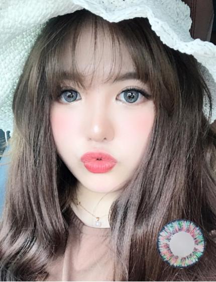 愛麗絲夢幻藍 (年拋/1片/瓶)