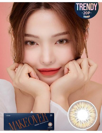 Makeover Trendy 維琪棕 (1日抛/20片/盒)