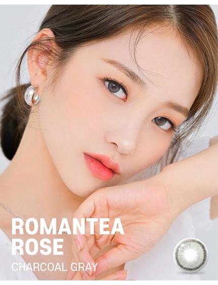 Romantea 玫瑰炭灰 矽水凝膠 (12月抛/1隻/盒)