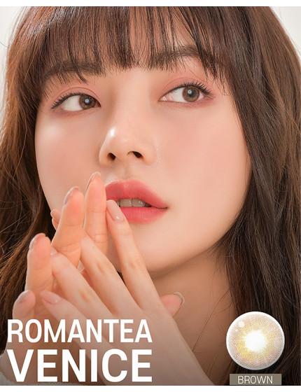 Romantea 威尼斯棕 (1月抛/2隻/盒)